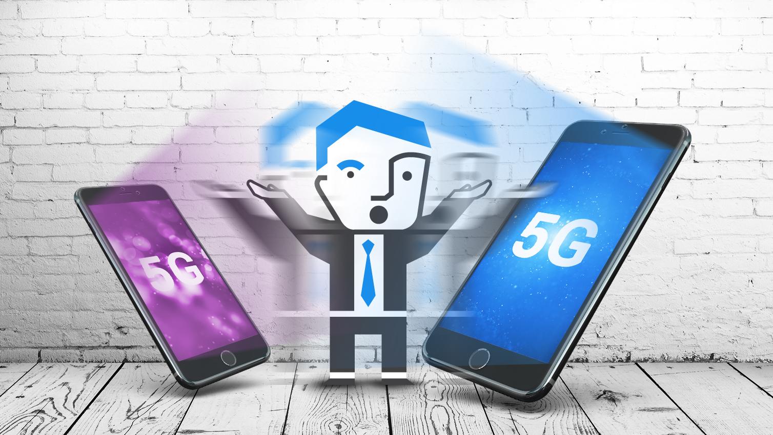 5G –największa rewolucja od wejścia Internetu mobilnego