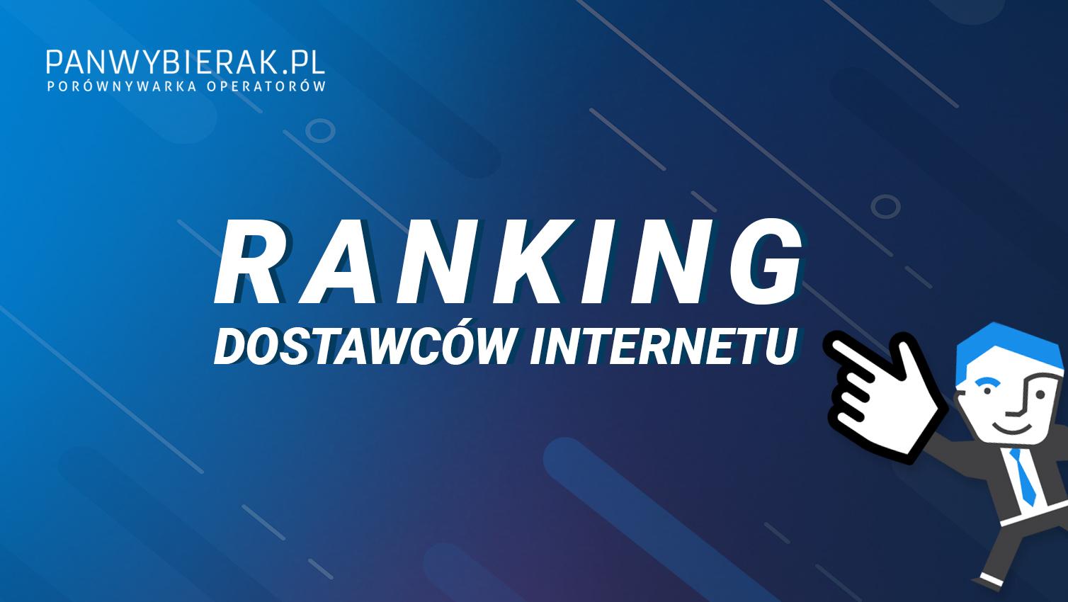 Ranking Internetu 2018