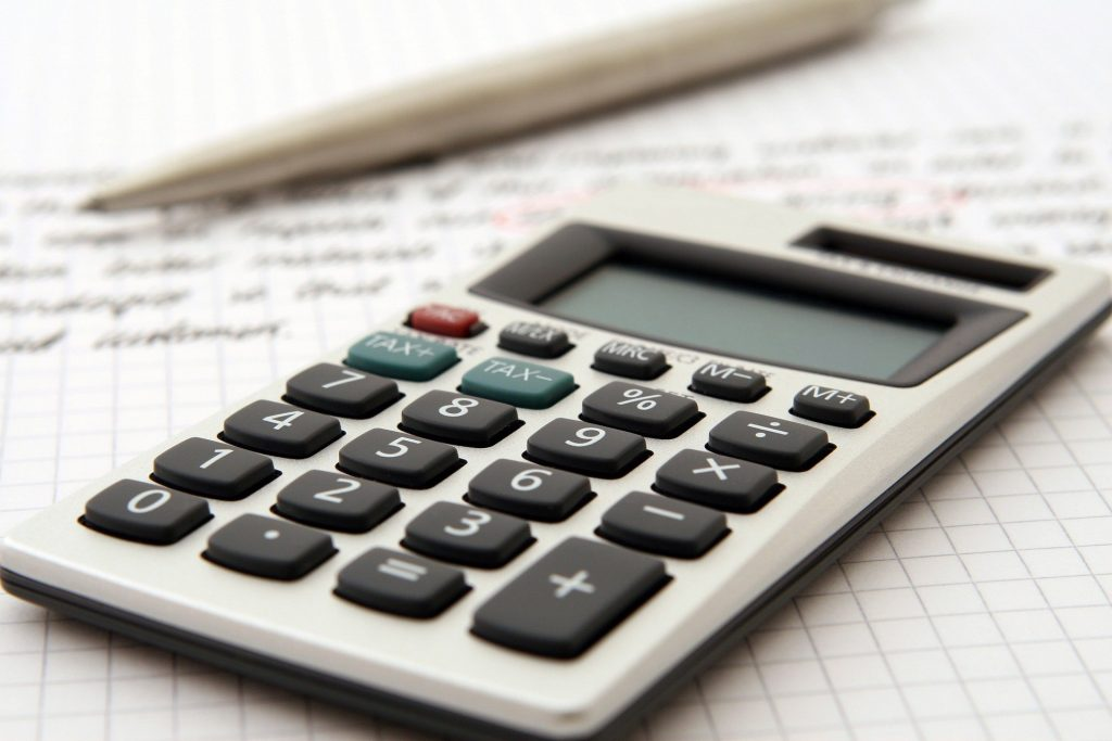 kalkulator obliczanie danych
