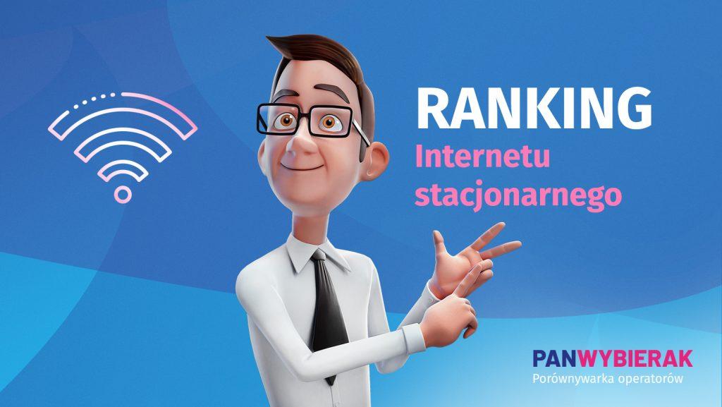 internet oferty operatorów porównanie cen ranking