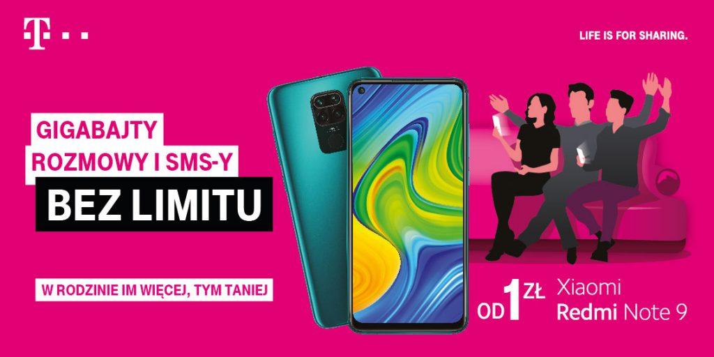 t-mobile telefony oferta dlarodzin